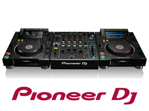 Photo KIT NEXUS 2 - 2 x CDJ2000 NXS 2 + 2 x DJM900 NXS 2